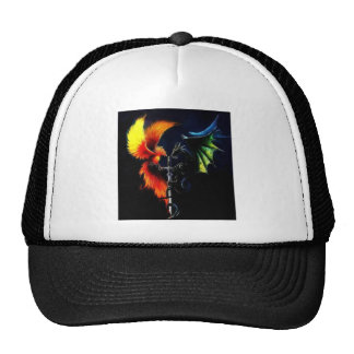 Good Vs Evil - Products designed by Mystic Moon D Hats
