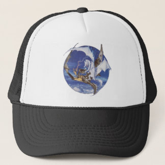 Good vs Evil Trucker Hat
