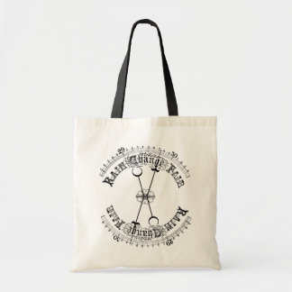 Good Weather Barometer Scale Grocery Bag