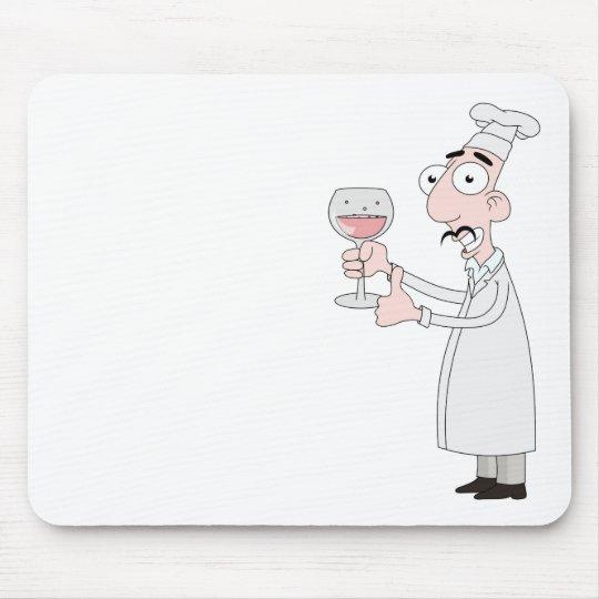 Good wine mouse pad