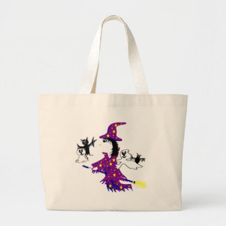 Good witch and her friends bags