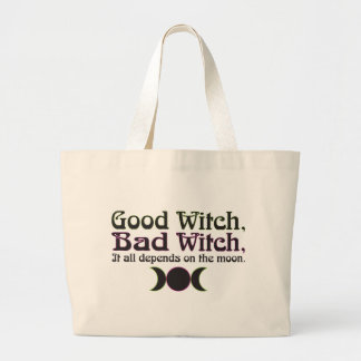 """Good Witch, Bad Witch..."" Bags"