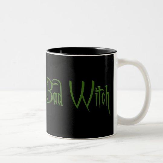 Good Witch/Bad Witch Mug