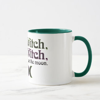 """""""Good Witch, Bad Witch..."""" Mugs"""