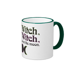 Good Witch Bad Witch Mugs
