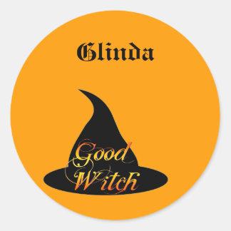good witch custom halloween sticker - Halloween Slogans