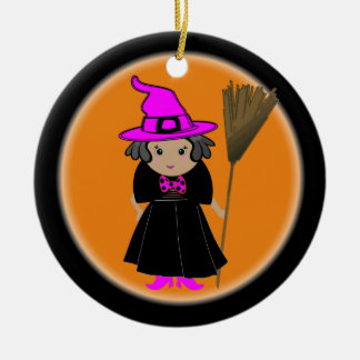 Good Witch - Custom Halloween Tree Ornaments