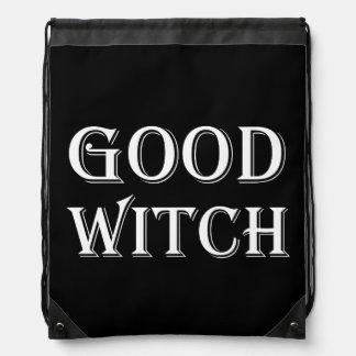 Good Witch Drawstring Bag