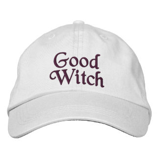 Good Witch Embroidered Baseball Hat