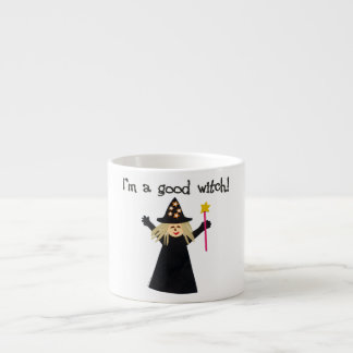 Good Witch Espresso Cup