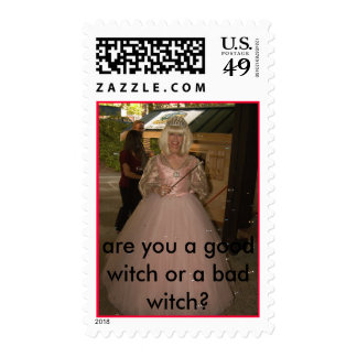 good witch glinda, are you a good witch or a ba... stamps