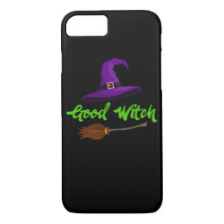Good Witch Halloween Trick Or Treat iPhone 8/7 Case