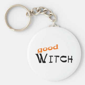 good Witch Key Chains