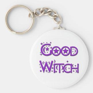 Good Witch Keychain