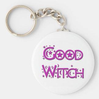 Good Witch Keychains