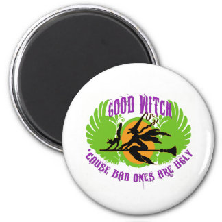 Good Witch Magnet
