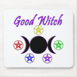Good Witch Mouse Pad