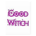 Good Witch Postcard