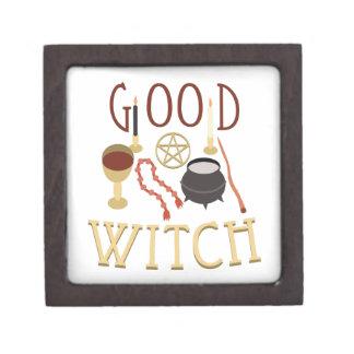 Good Witch Premium Jewelry Box