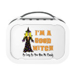 Good Witch / Wicked Witch Lunch Boxes