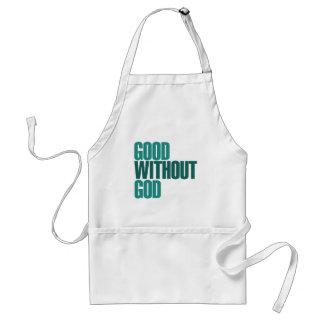 Good without god adult apron