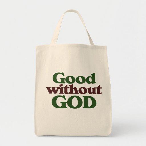 Good without God Canvas Bag