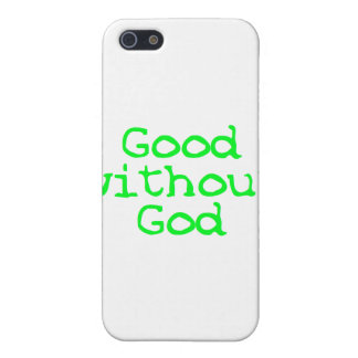 good without god case for iPhone SE/5/5s