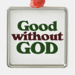 Good without God Christmas Tree Ornaments