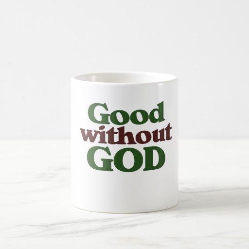 Good without God Classic White Coffee Mug