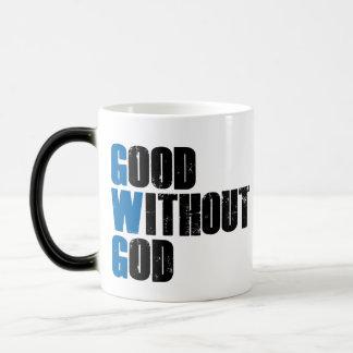 Good Without God Magic Mug