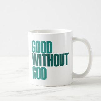 Good without god coffee mugs