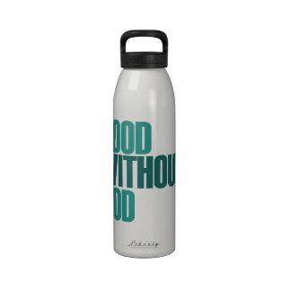 Good without god drinking bottles