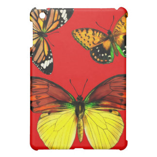 GoodbyButterby red Cover For The iPad Mini