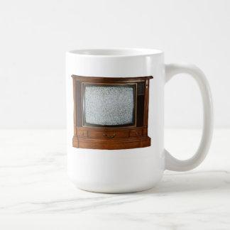 Goodbye Analog TV Coffee Mugs