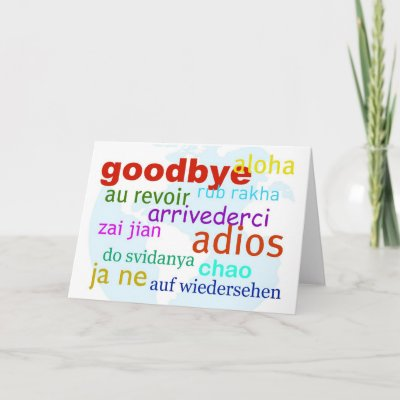Funny Goodbye Cards Pic Fly Html