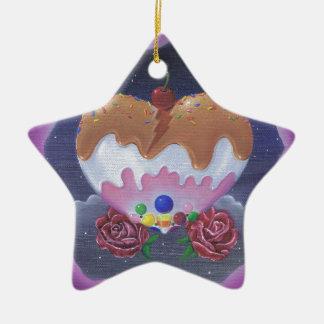 Goodbye Ceramic Ornament