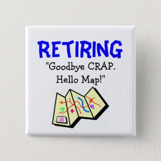 Goodbye CRAP, Hello Map Retirement Pin