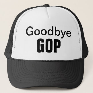 Goodbye GOP Trucker Hat