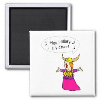 Goodbye Hillary Magnet