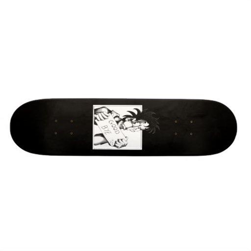 GoodBye ... I'll miss you Skateboard