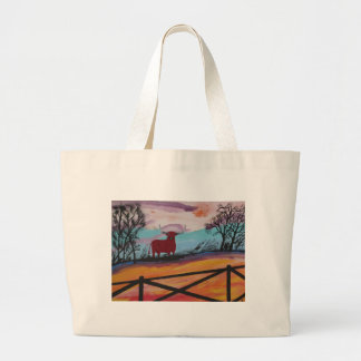 Goodbye My Lover Large Tote Bag