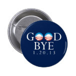 Goodbye Obama Button