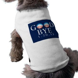 GOODBYE Obama Doggie Tank Top