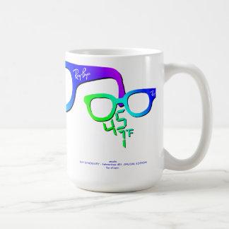 Goodbye Ray Classic White Coffee Mug