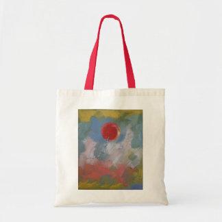 Goodbye Red Balloon Bag