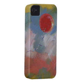 Goodbye Red Balloon iPhone 4 Cover