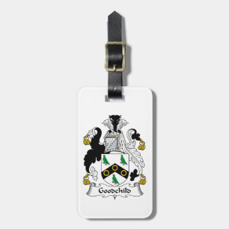 Goodchild Family Crest Tags For Luggage
