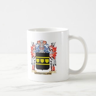 Goodfellow Coat of Arms - Family Crest Coffee Mug