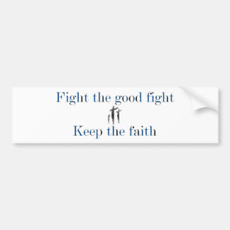 goodfight bumper stickers