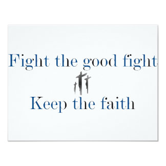 goodfight card